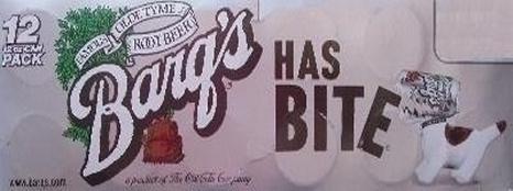 Barq's 12 Pack packaging